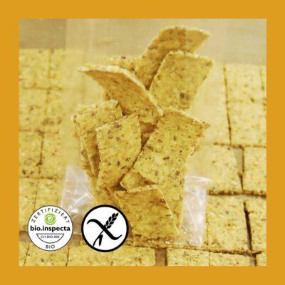Chili Kräcker glutenfrei bio